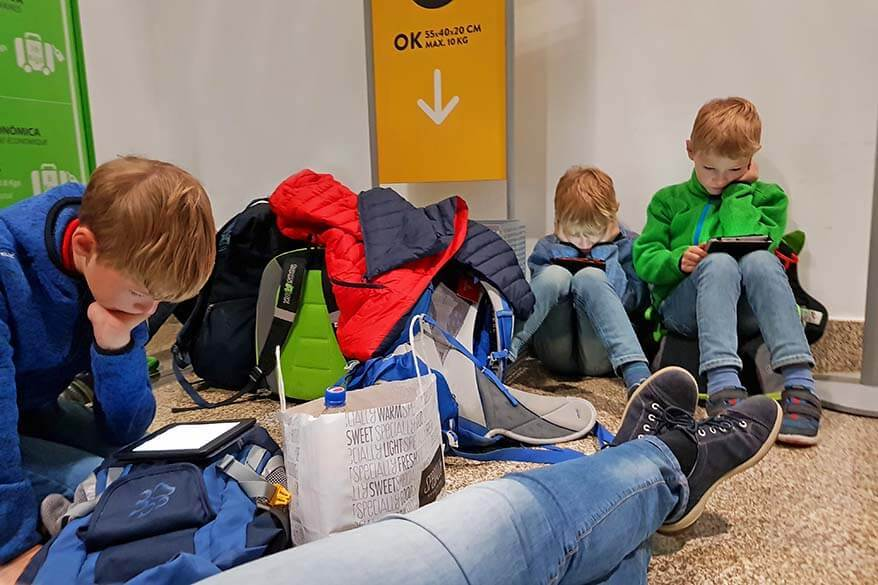 Stuck in Madeira airport for over 20 hours