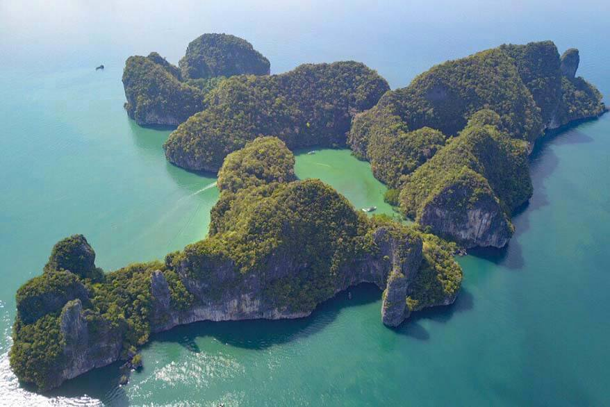 Koh Hong - amazing lesser known island to visit near Phuket in Thailand