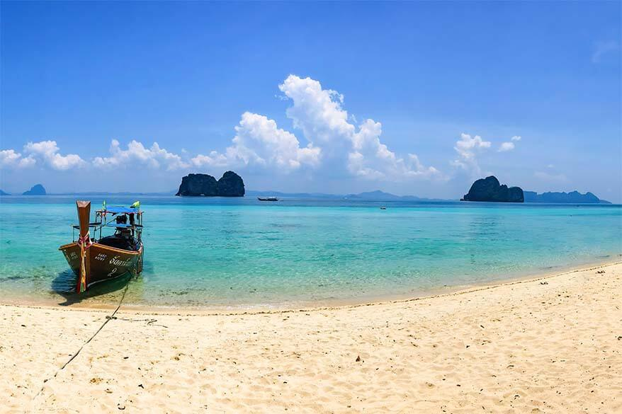 Koh Lanta - a beautiful lesser known island that can also be visited as a day trip from Phuket or Krabi