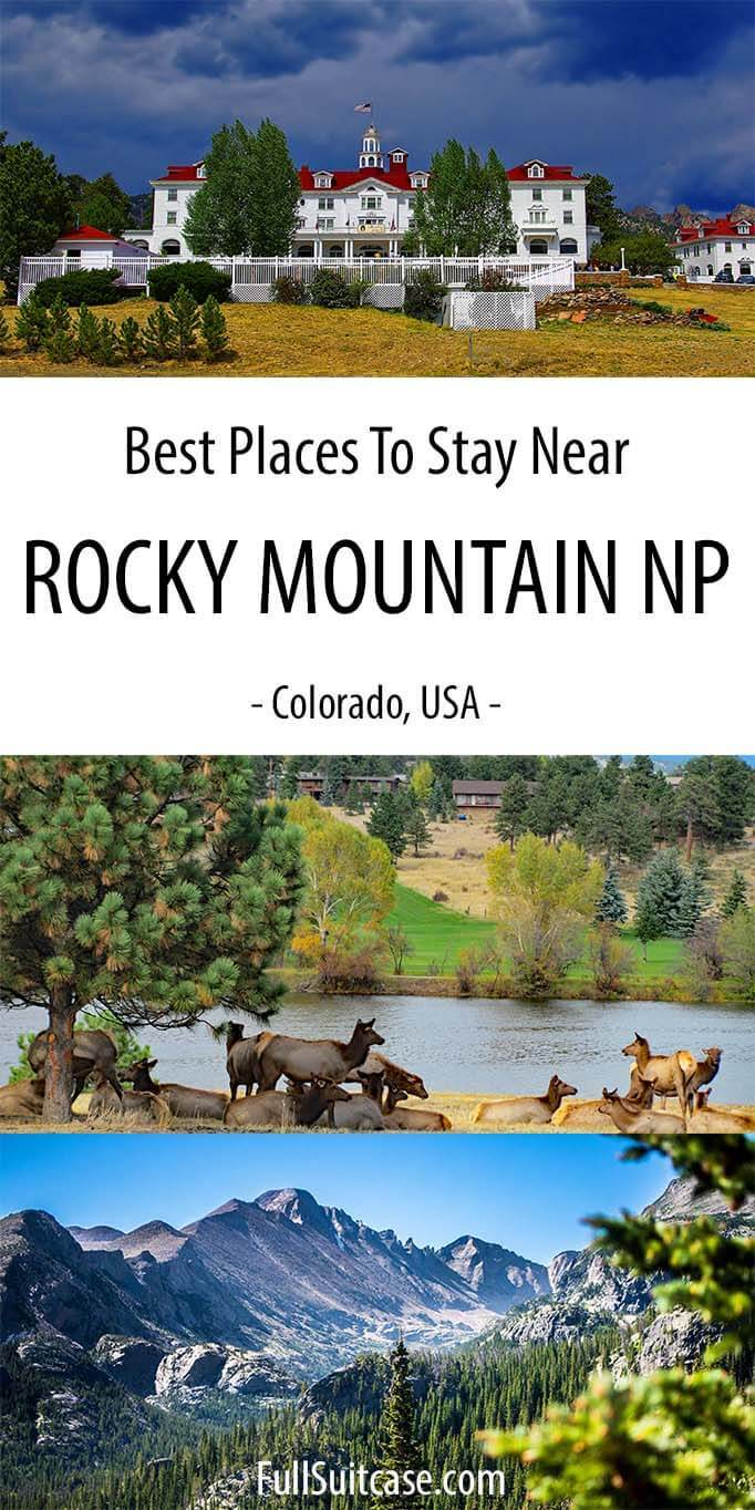Best hotels near Rocky Mountain National Park in Colorado, USA