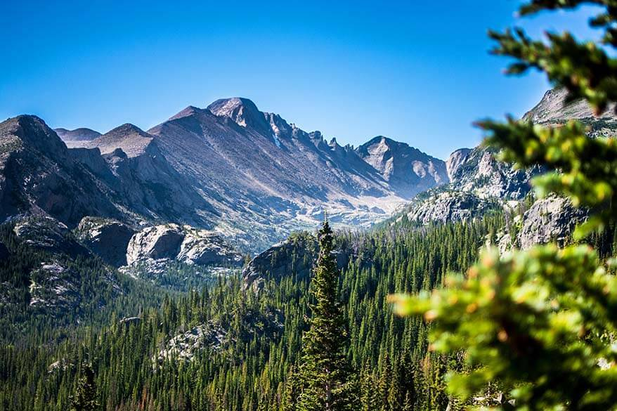 Estes Park is the best place to stay near Rocky Mountain National Park