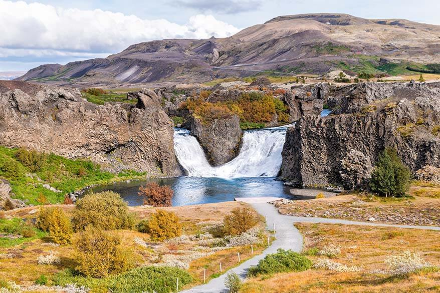 Thjorsardalur valley - one of the Game of Thrones filming locations in Iceland