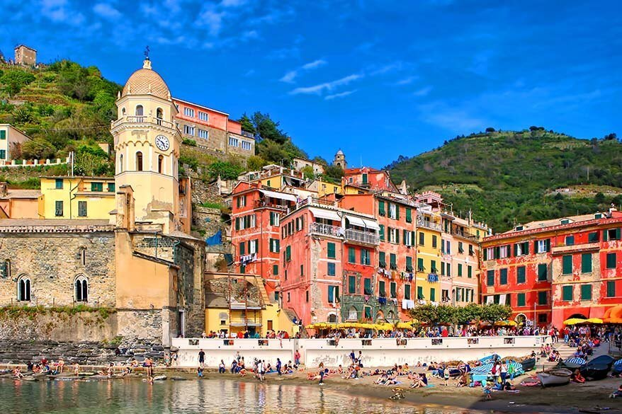 Where to stay in Cinque Terre - ultimate guide to best 5terre hotels and accommodations