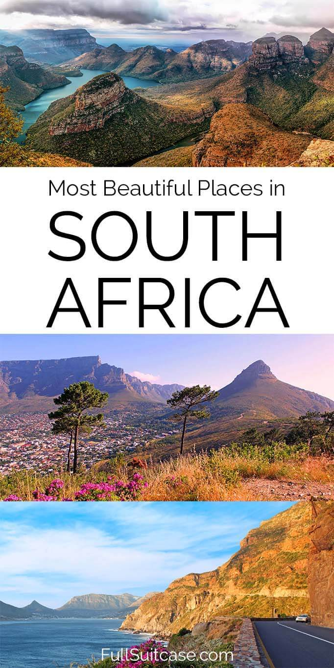 Best places to see and things to do in South Africa