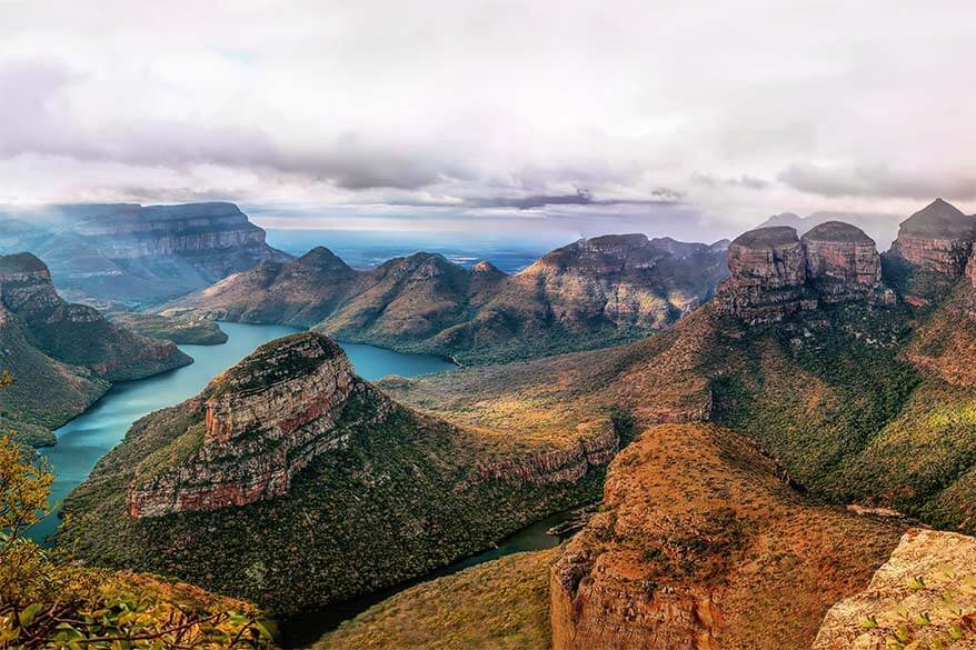 Blyde River Canyon and Panorama Route - one of the best places to see in South Africa