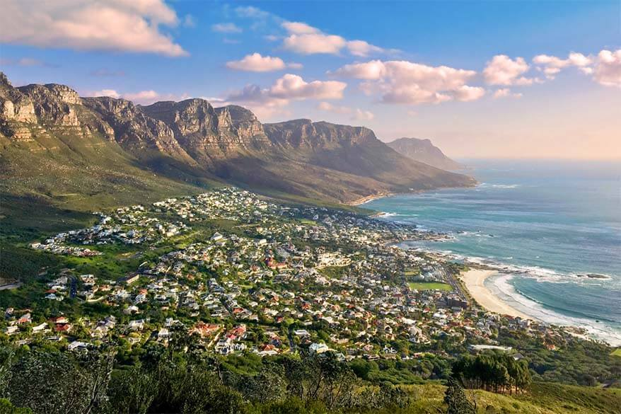 Main tourist attractions and best things to do in South Africa