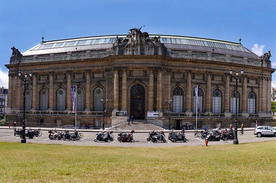 Things to do in Geneva Switzerland - visit Art and History Museum