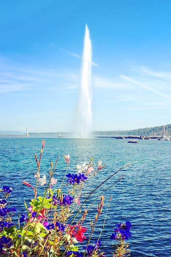 What to see and do in Geneva