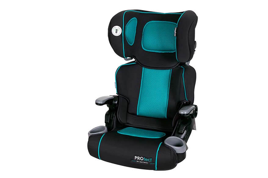 Best travel booster seats - Baby Trend Yumi Folding Booster Car Seat