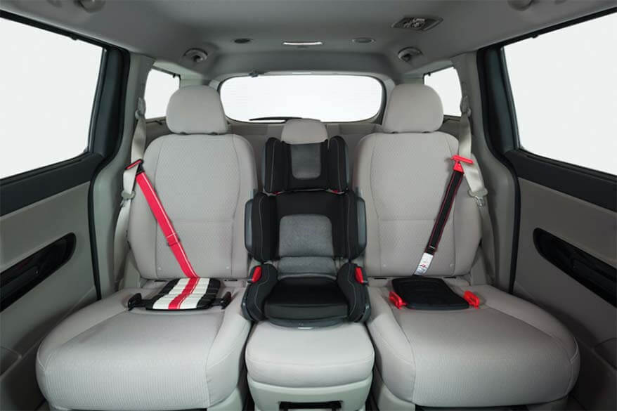 Booster Seat Requirements differ from one country to another - complete travel booster seat guide