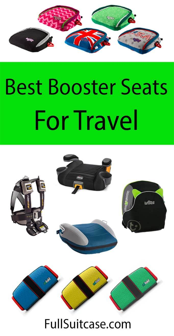 Complete guide to the best booster car seats for travel