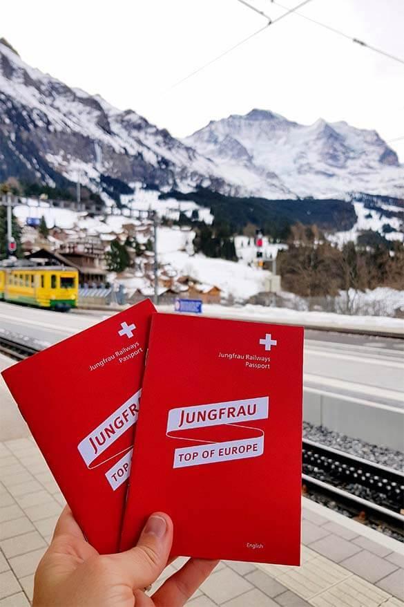 Visiting Jungfrau Top Of Europe in Switzerland