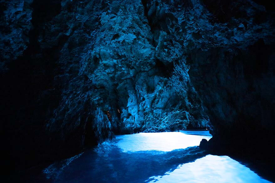 Blue Cave from Split - how to visit and what to expect