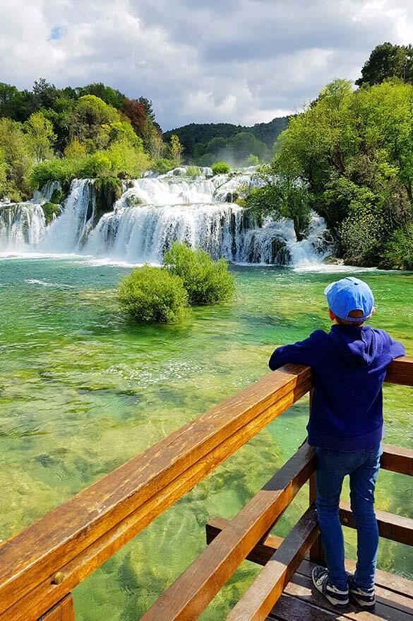 Krka National Park should be in every Croatia itinerary