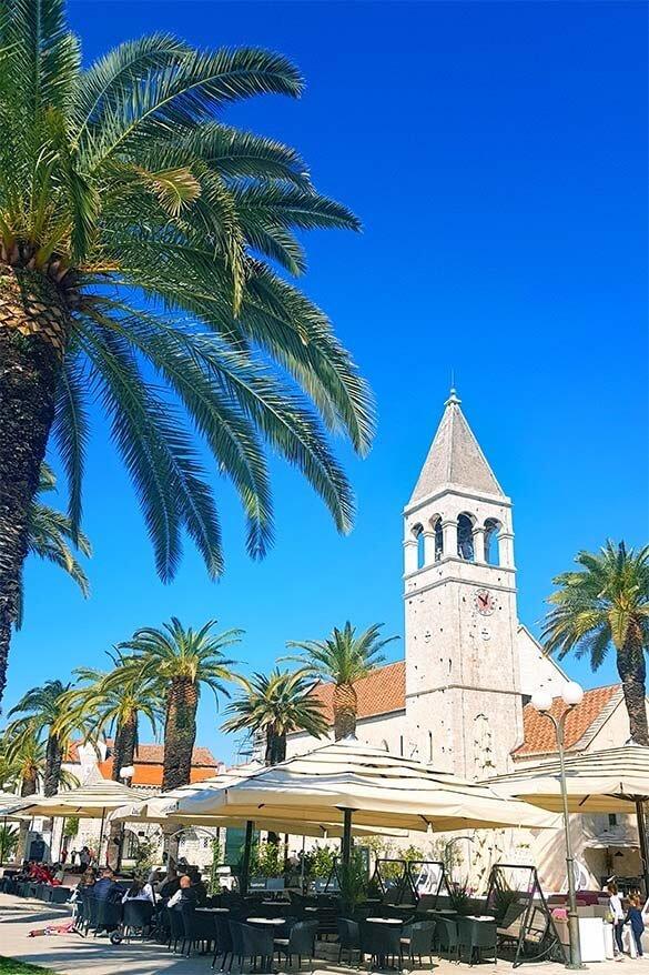 Trogir - last stop of our 2 week Croatia itinerary