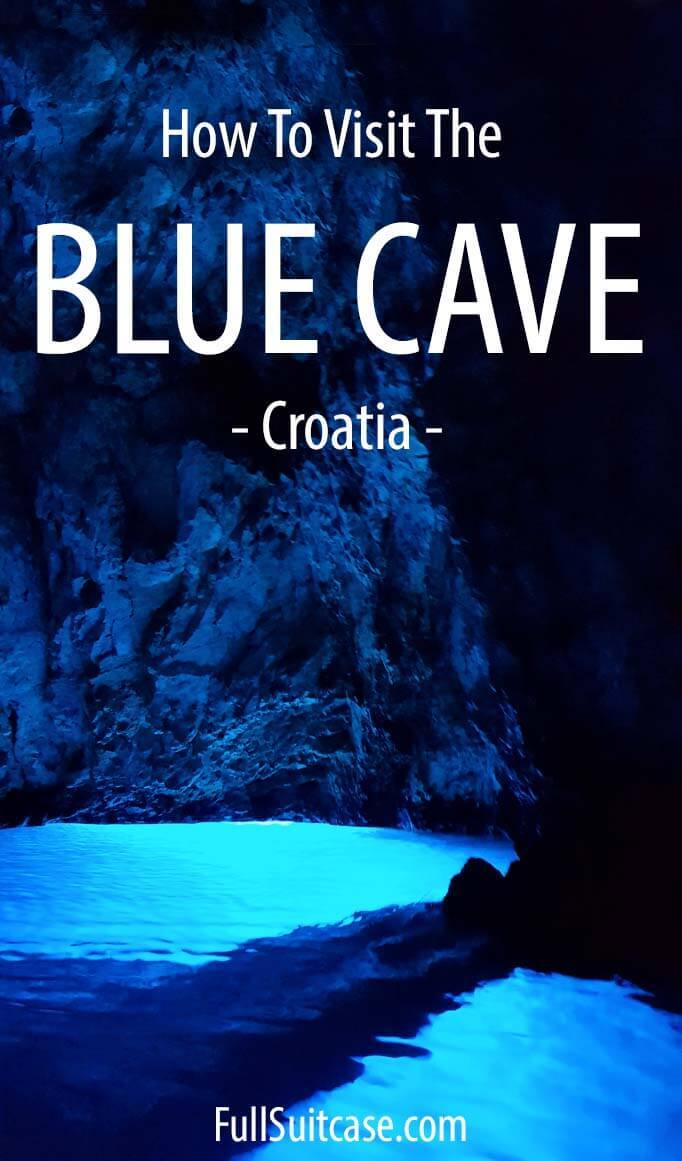 Ultimate guide to visiting the Blue Cave in Croatia