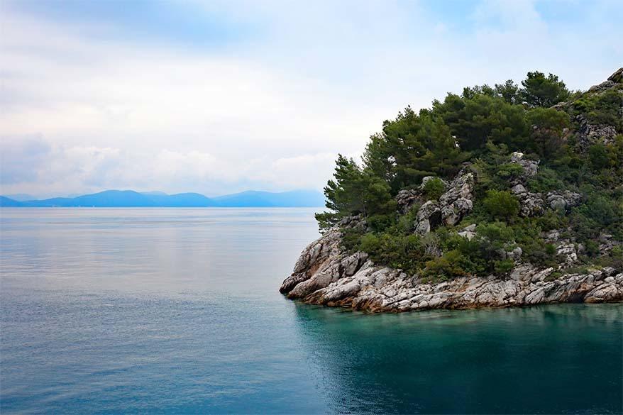 Visiting Croatia in April