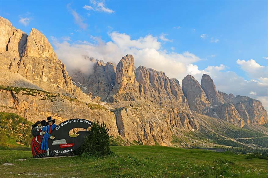 Where to stay in Val Gardena, Dolomites Italy. Val gardena hotel and accommodation guide