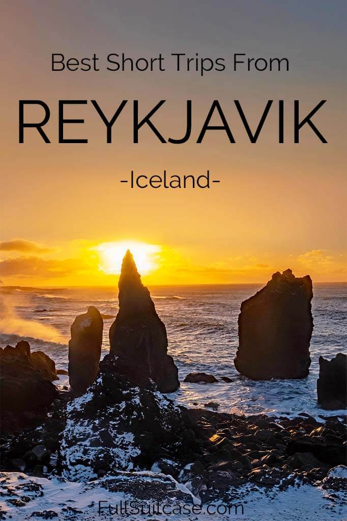 Amazing short trips and half day tours from Reykjavik
