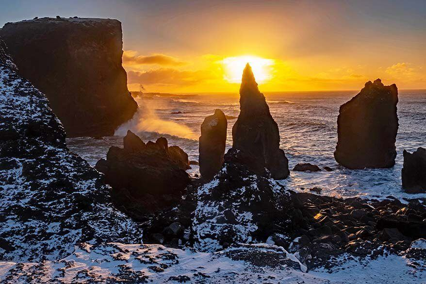 Best short excursions and half day tours from Reykjavik Iceland