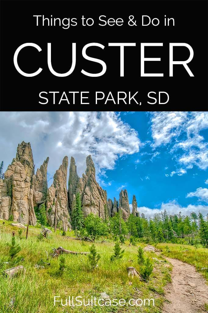Best things to do in Custer State Park and suggested itinerary