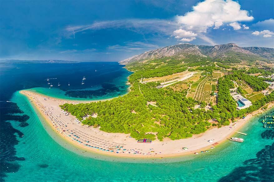 Complete Guide to Brač Island, Croatia (Things to Do, Map & Tips)