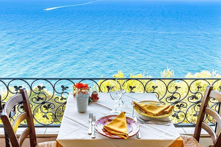 Capri accommodation suggestions