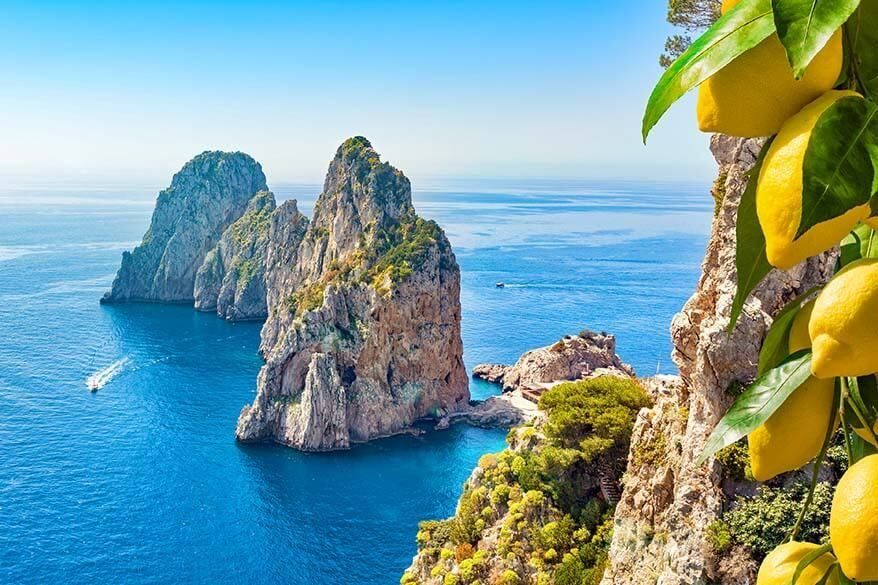 Complete guide to visiting Capri in Italy and best things to do on Capri island