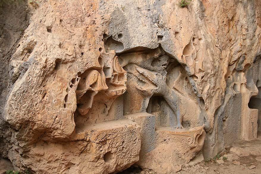 Dragon Cave - Zmajeva Spilja - on Brac island Croatia