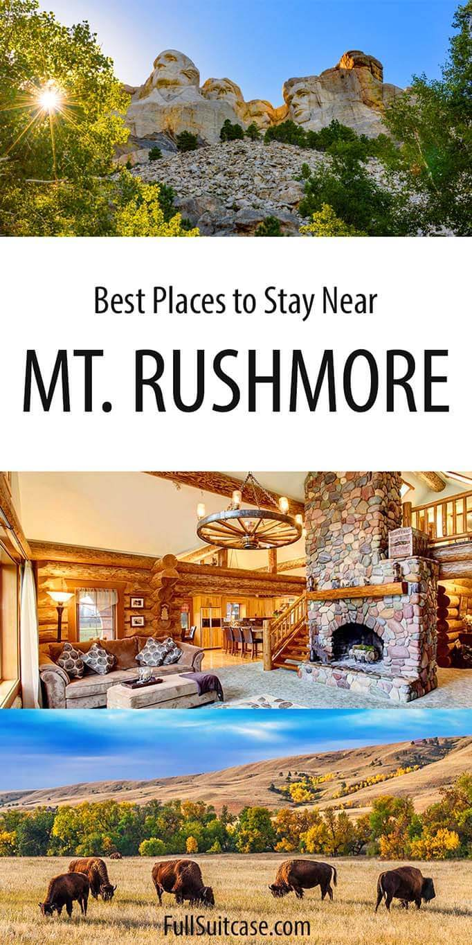 Hotels near Mt Rushmore - complete guide to lodging in Hill City, Custer, and Keystone SD