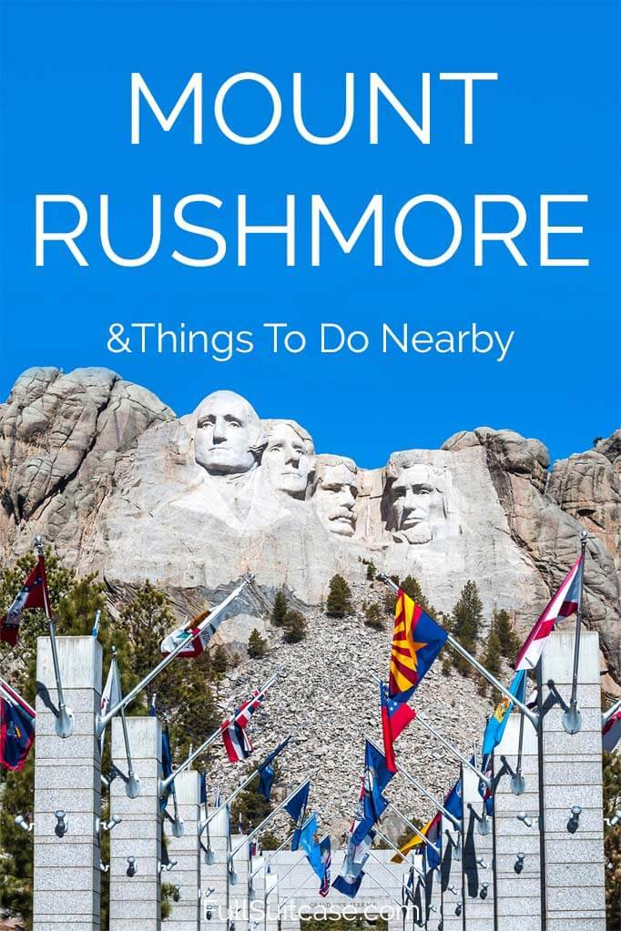How to visit Mount Rushmore National Memorial and things to do near Mt Rushmore