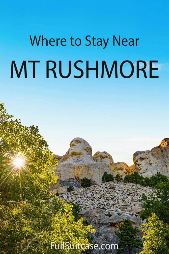 Mount Rushmore hotels - where to stay near Mt Rushmore