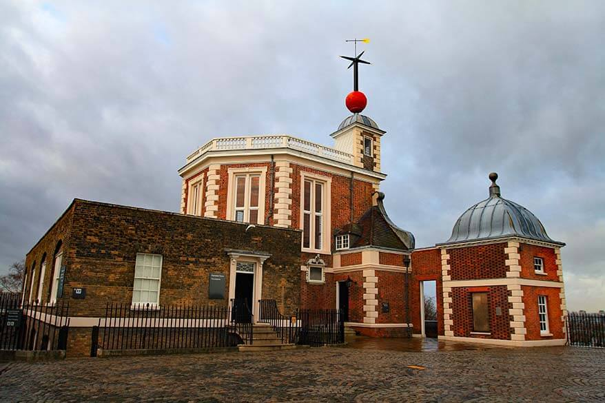Royal Observatory is must see in Greenwich