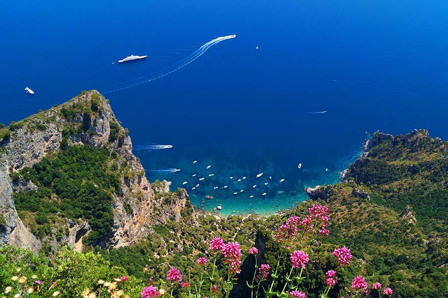 Things to do in Capri Italy