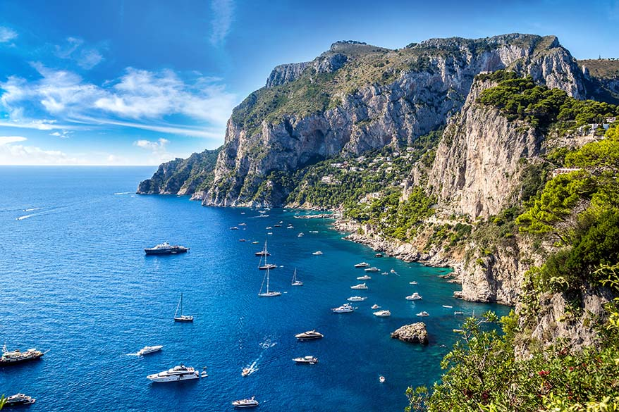 Things to do in Capri and tips for your visit