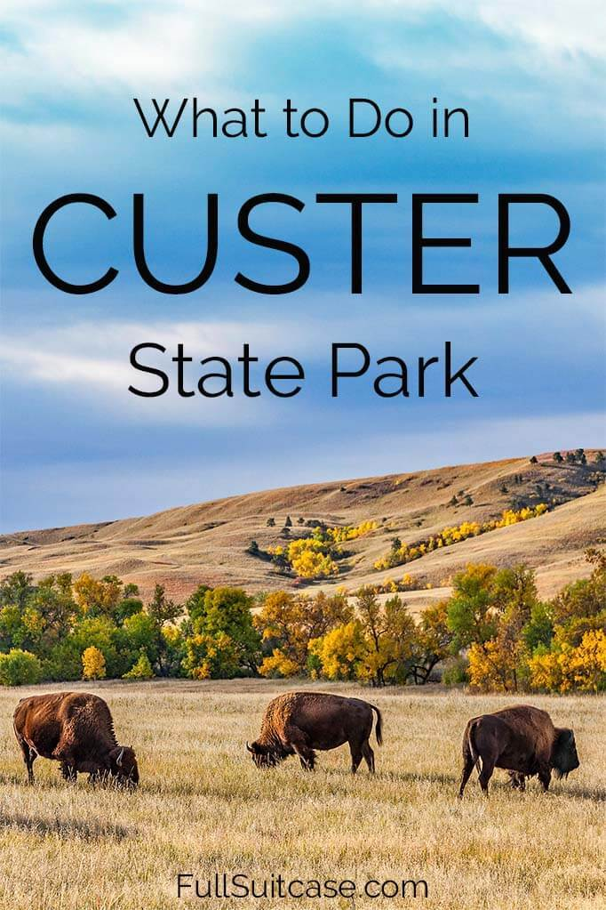 Things to do in Custer State Park - Black Hills, South Dakota USA