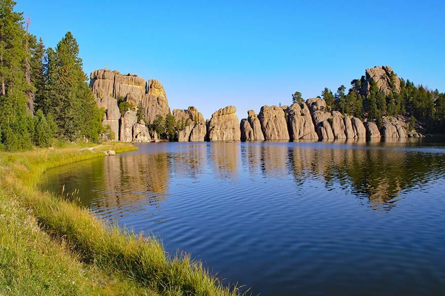 Things to do in Custer State Park - Sylvan Lake