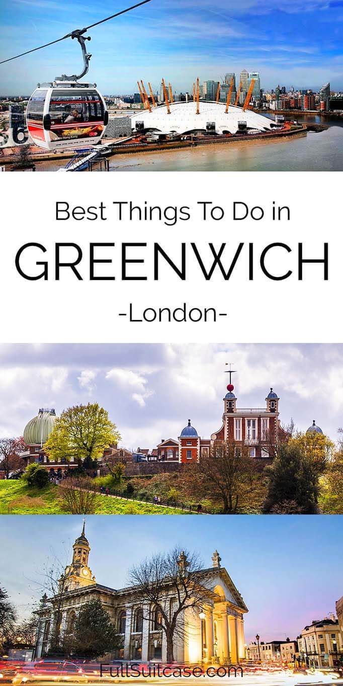 Things to do in Greenwich and 1 day itinerary