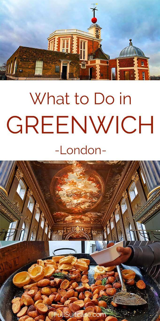 What to see and do in Greenwich
