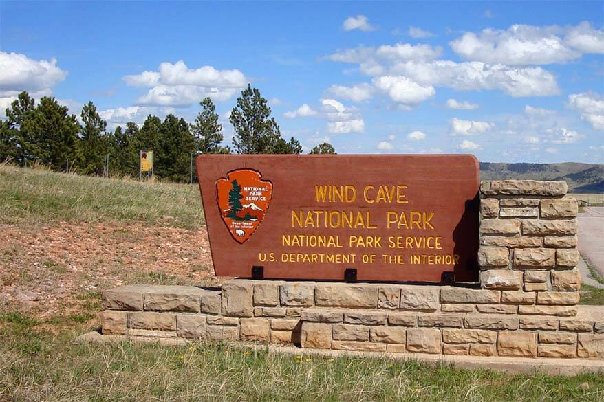 Wind Cave National Park is a popular place to visit in the Black Hills