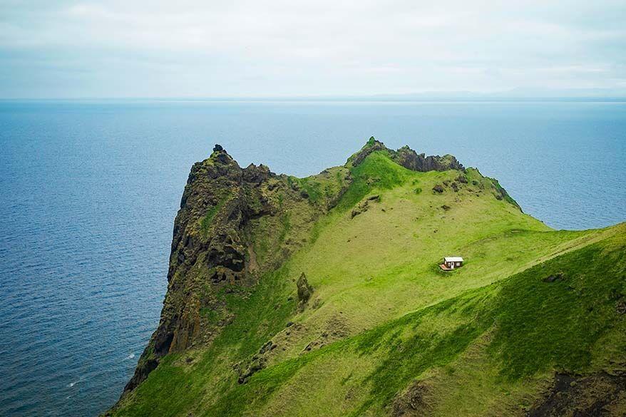 Blatindur - Westman Islands Iceland