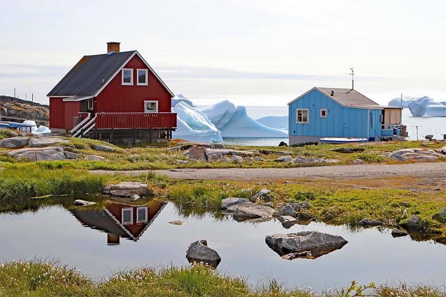 Greenland travel guide and itinerary