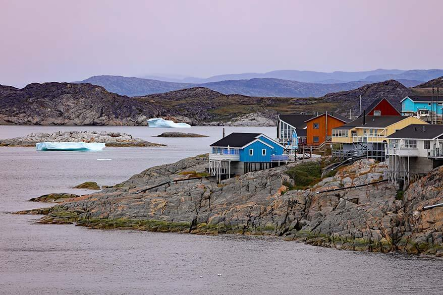 Ilulissat is one of the easiest places to visit on your own in Greenland