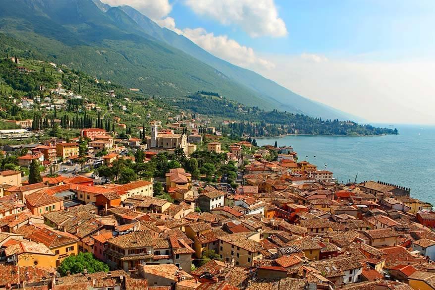 Best things to do in Lake Garda - visit Malcesine