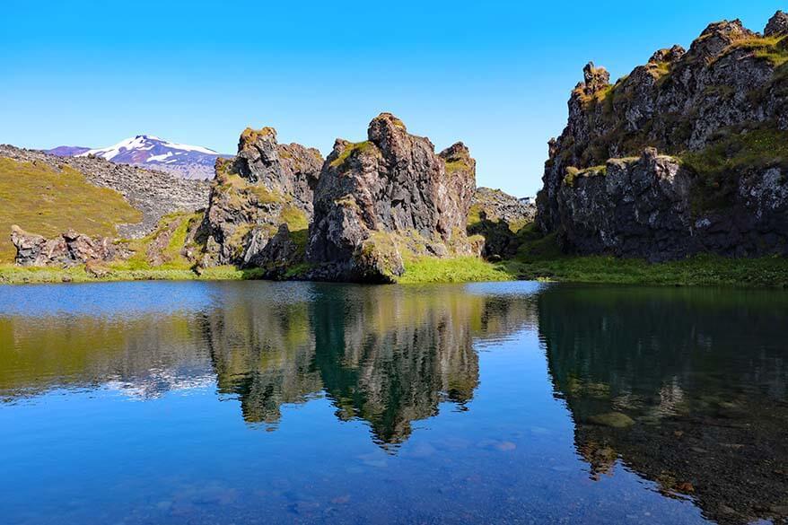 Dritvik Djupalonssandur is must see when visiting Snaefellsnes Peninsula in Iceland