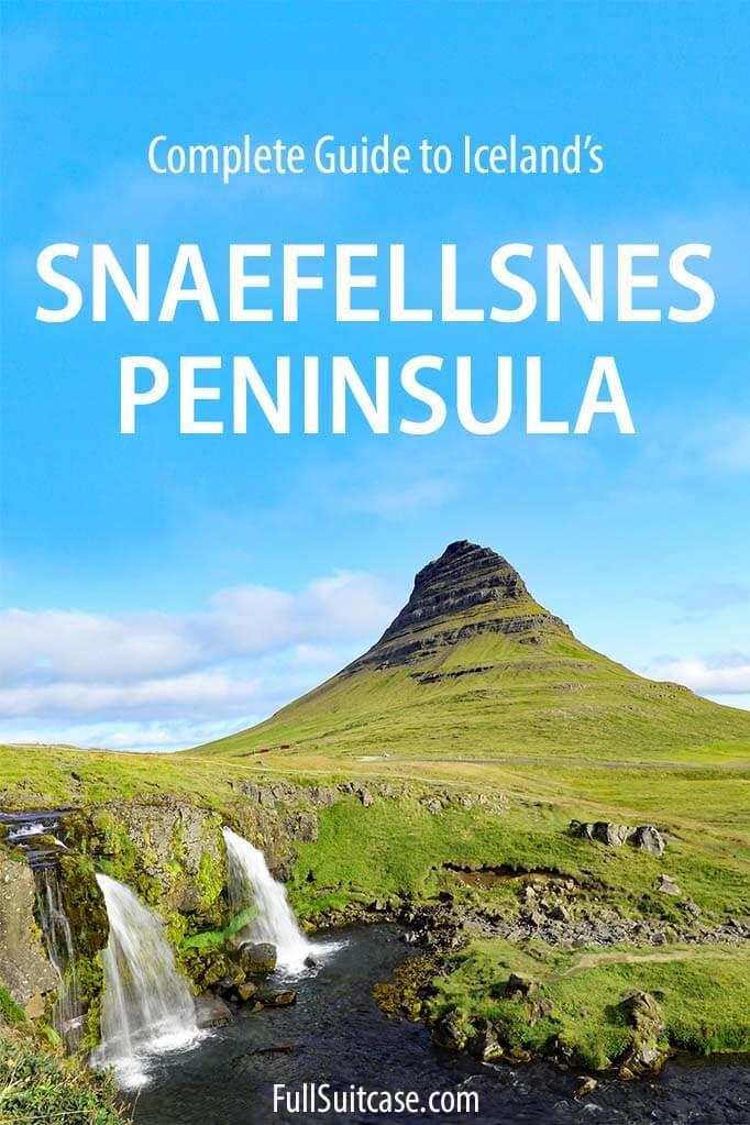 Snaefellsnes Peninsula travel guide