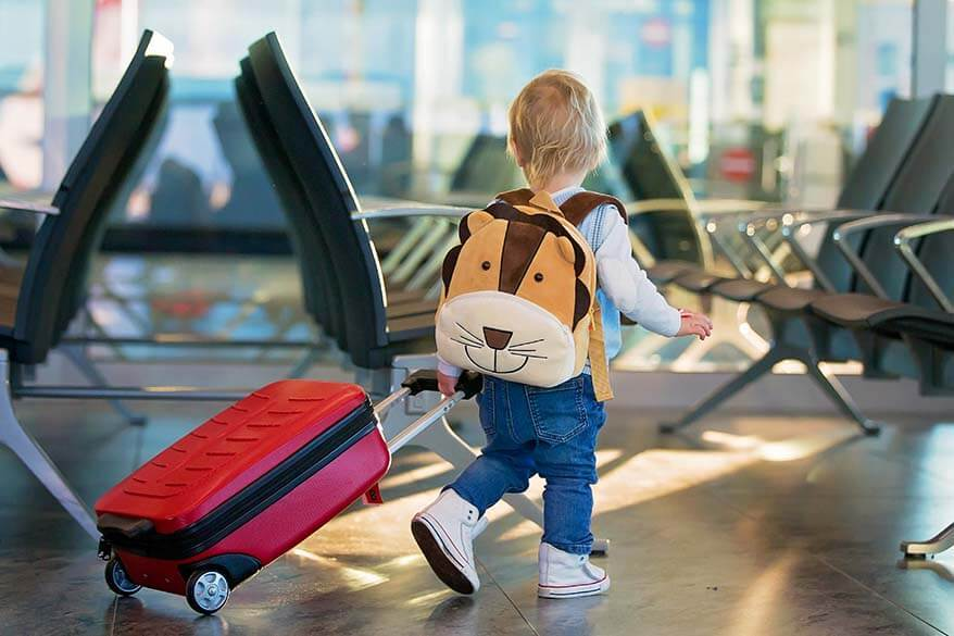 Best kids travel bags and suitcases for any trip