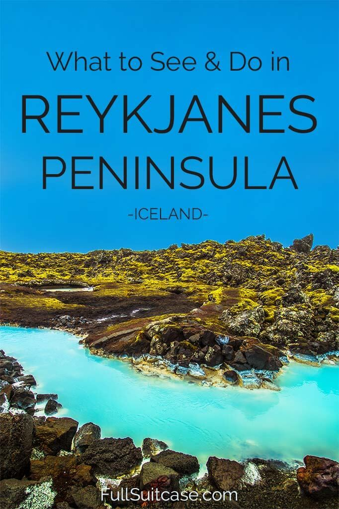 Things to do in Reykjanes Peninsula in Iceland