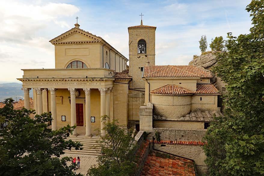 Basilica di San Marino - Pieve