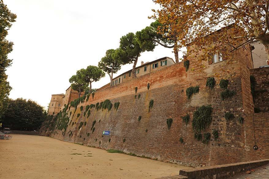 Castello Malatestiano - Castle of Santarcangelo di Romagna